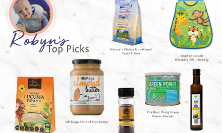 Robyn's Top Superfoods For Babies