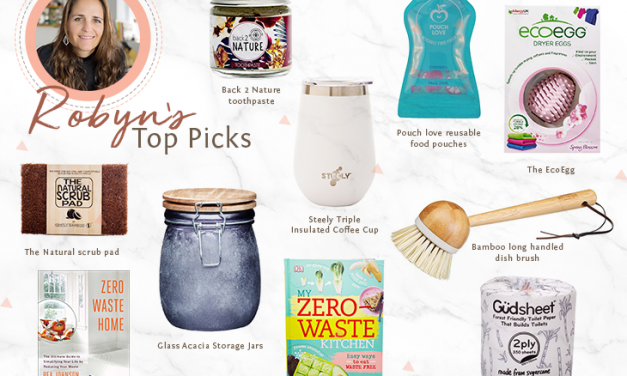 Robyn Talks More Trash: New Products for a Waste-Less Journey