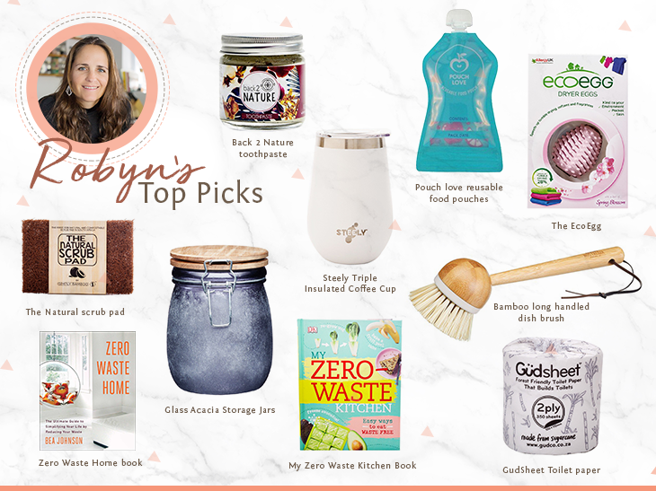 Robyn's Top Picks August