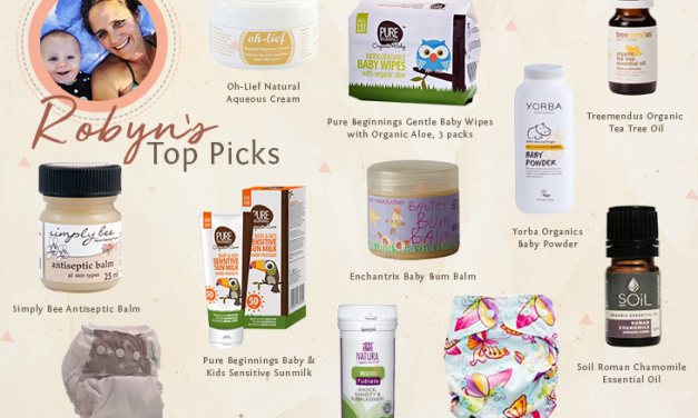 Robyn's Top Baby Product Picks