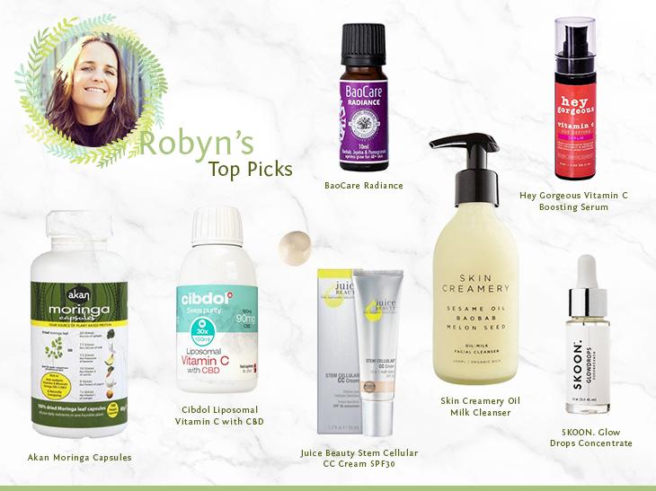 Robyn's Top Picks January