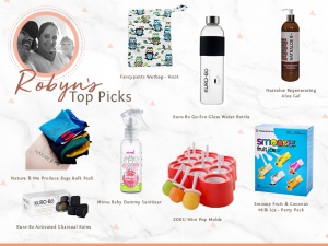 Robyn's Top Picks March