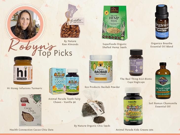 Robyn's Top Picks May