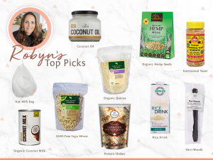 Robyn's Top Picks Vegan Shop