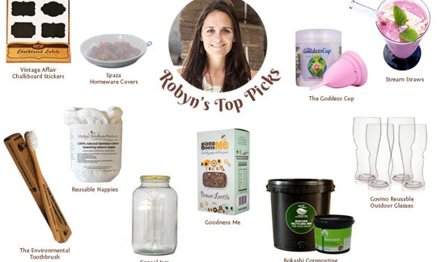 Robyn's Top Product Picks for Waste Free Living
