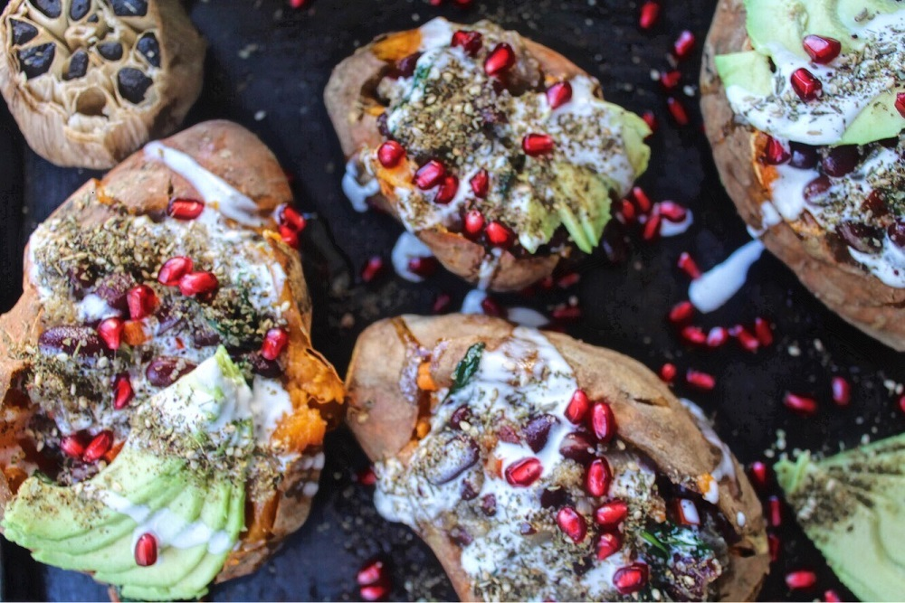 Root Chakra Roast Sweet Potatoes 1_web