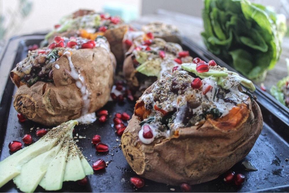 Root Chakra Roast Sweet Potatoes 2_web