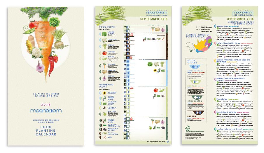 planting calendar