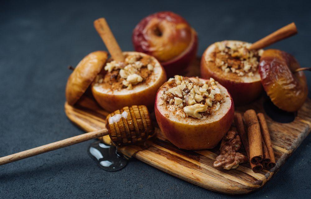 Scrumptious Sticky Apple Dessert Cups
