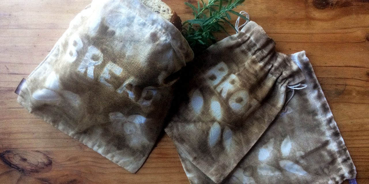 Sun Printing: Team Up with Mother Nature for this Easy DIY