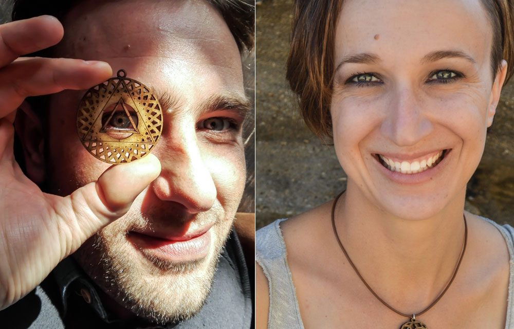 Q&A with The Artists: finding inspiration in sacred geometry