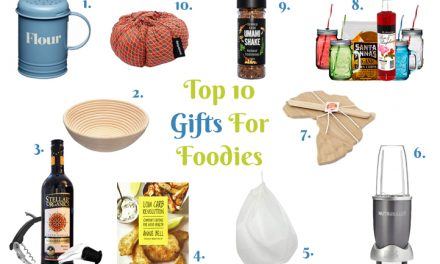 Top 10 Gifts for Foodies