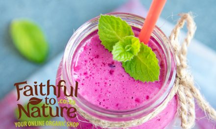 Turn Up The Taste – Smoothies With a Flavoursome Twist