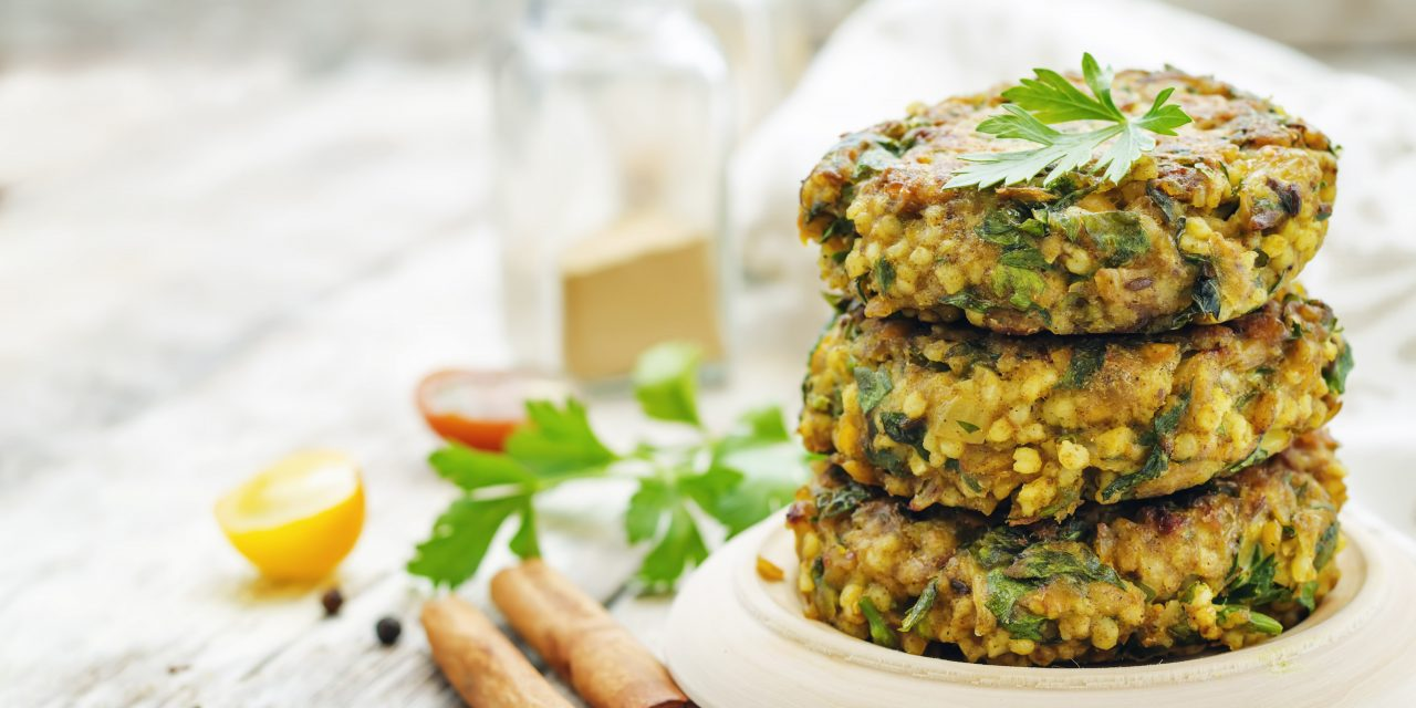 The Perfect Grillable Veggie Burger