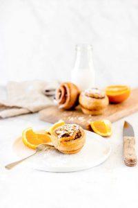 Vegan Almond, Date and Orange Brioche6
