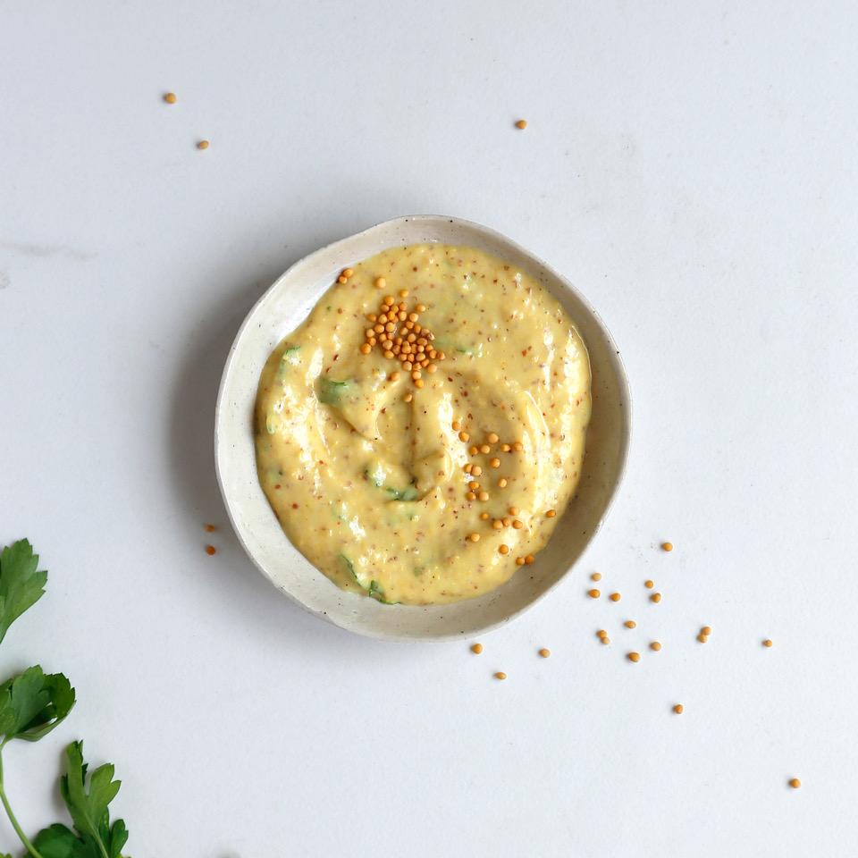 Vegan Mustard Mayo