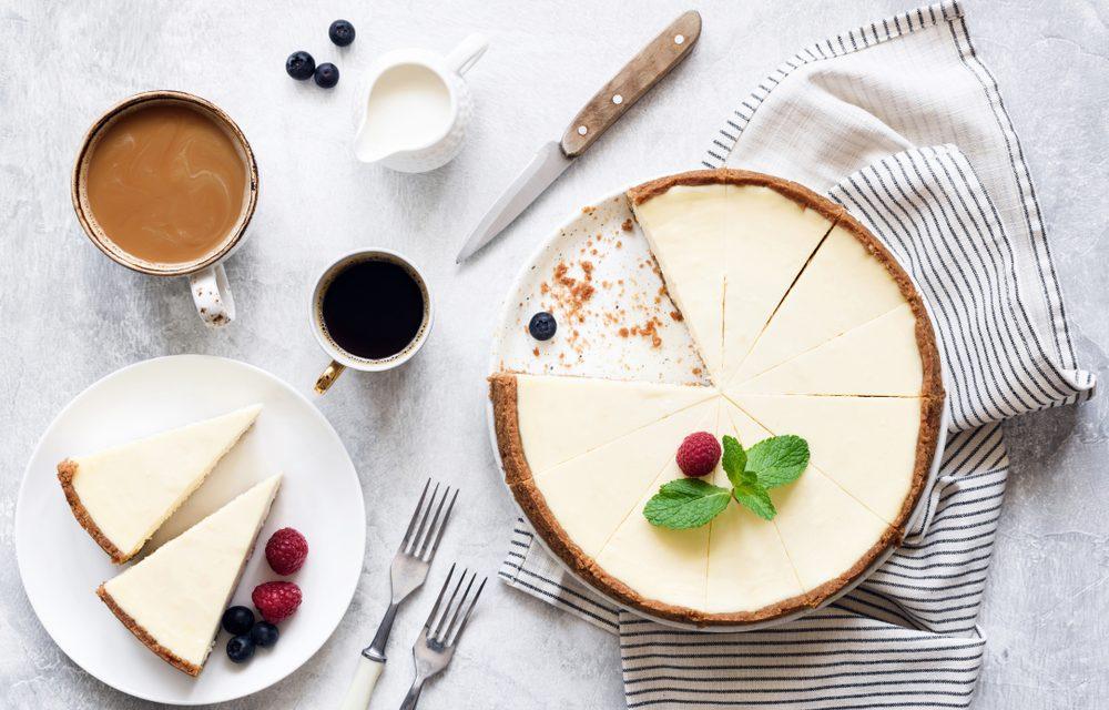 Simply Scrumptious Vegan Cheesecake