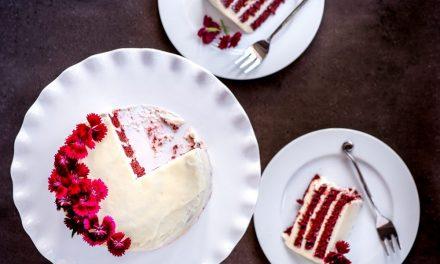Real Red Velvet Cake