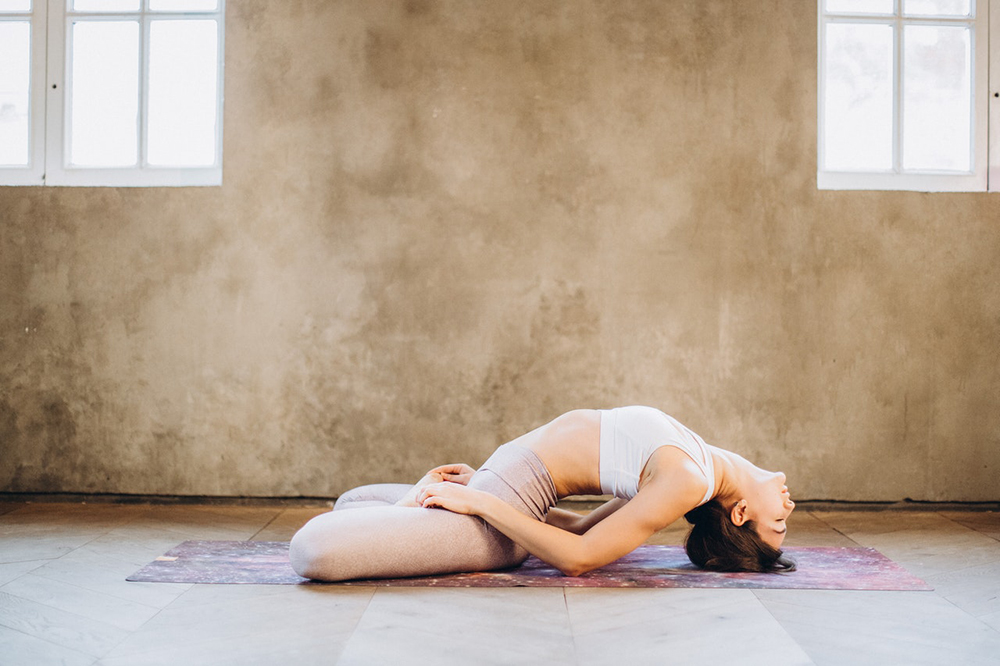 Yoga increase pleasure