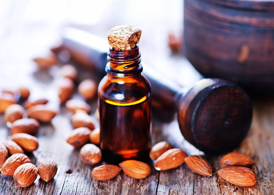 Beauty Spotlight: Why we're Nuts about Sweet Almond Oil