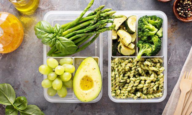 Pantry Essentials for Balanced Vegan Mealprep Sundays
