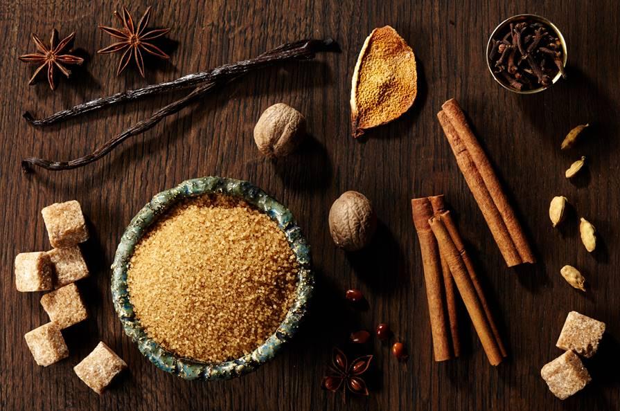 A Spicy Warming Body Scrub Recipe for Winter