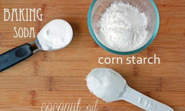 Make Your Own Natural Deodorant using Coconut Oil