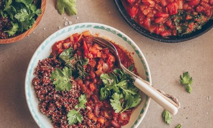 Vegan Red Kidney Bean Curry