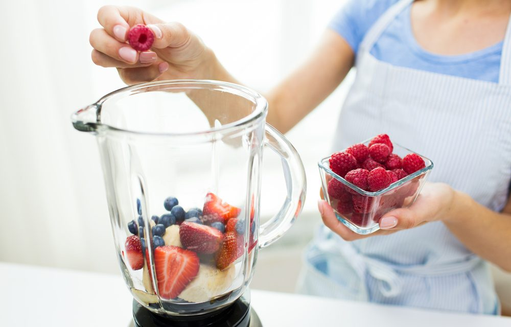 5 Reasons why smoothies are better & a balmy blend to sum it up