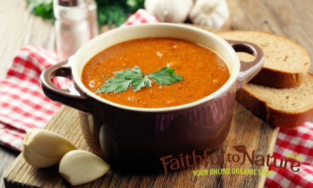 Sweet Potato, Red Lentil and Coconut Soup