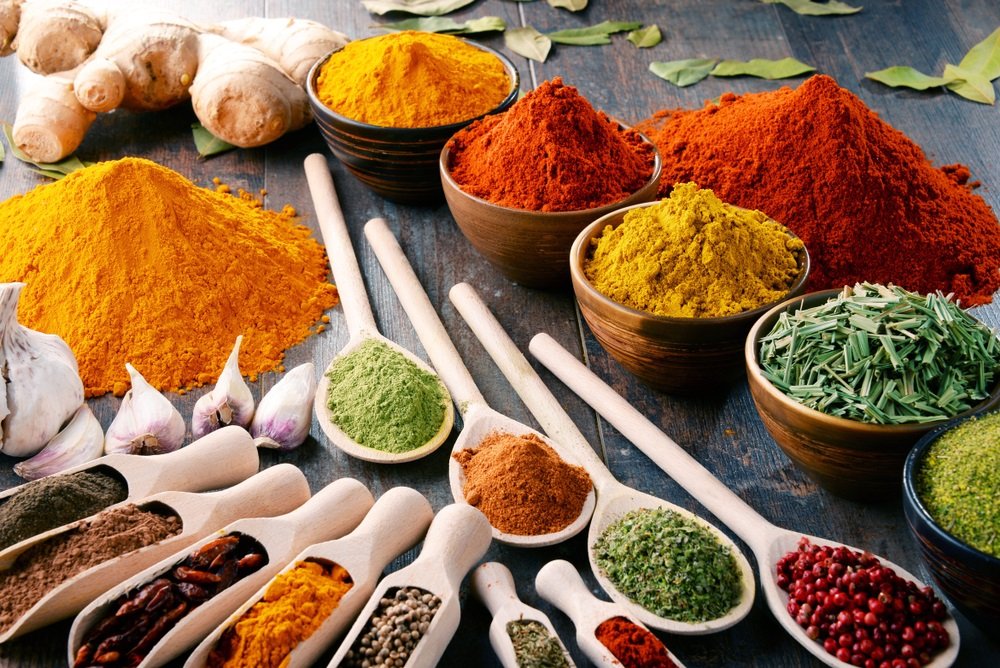 Organic Spices Plant-Based Diet