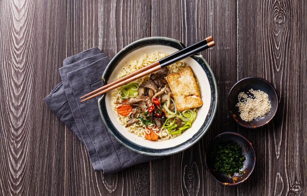 Vegan Ramen Noodles to Get You Through Winter (Or Life)