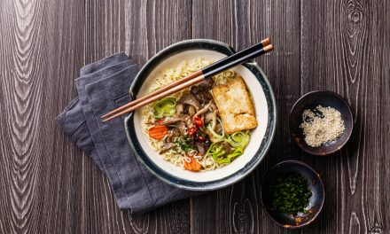 Vegan Ramen Noodles to Get You Through Winter