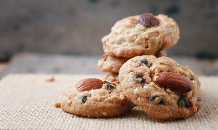 Ultimate Almond Pulp Cookies