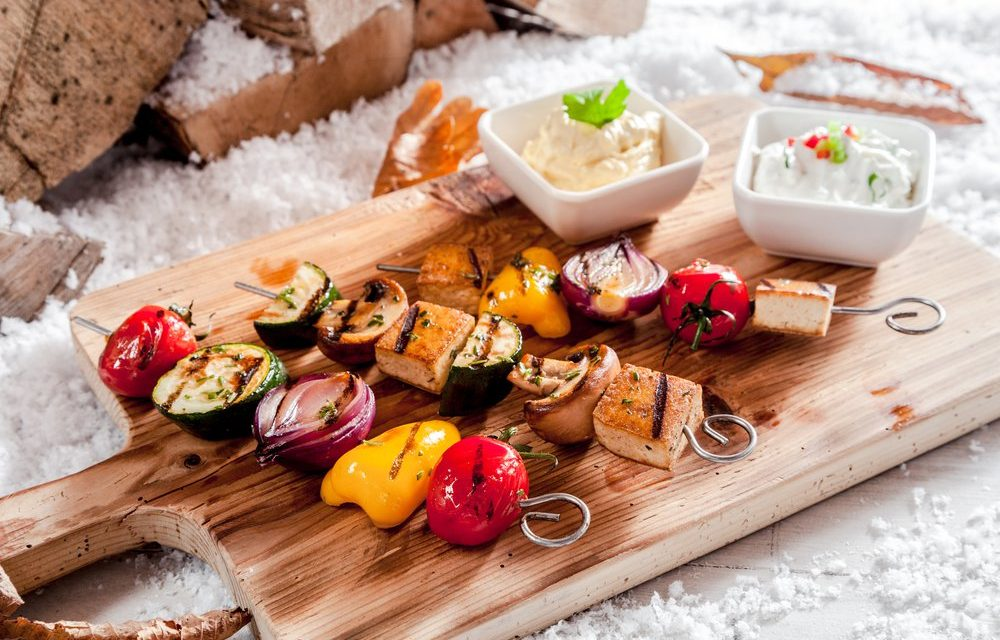 The definitive guide to hosting a successful vegetarian braai day
