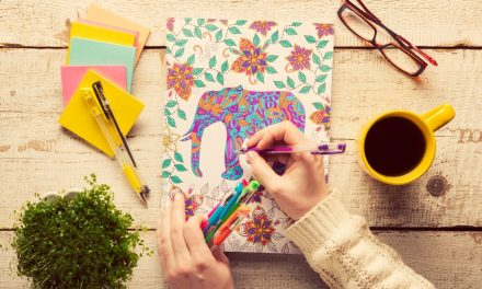 Mindfulness Through Colouring – What's The Craze With Adult Colouring Books?