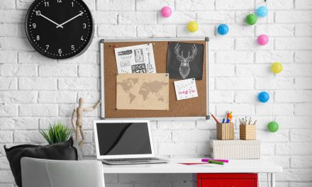 5 Benefits of Having an Inspirational Work Space at Home