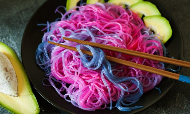 Unicorn Rice Noodles