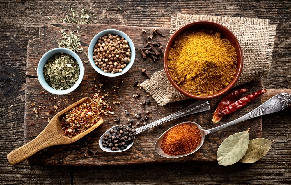 Organic Spices for Smoothies