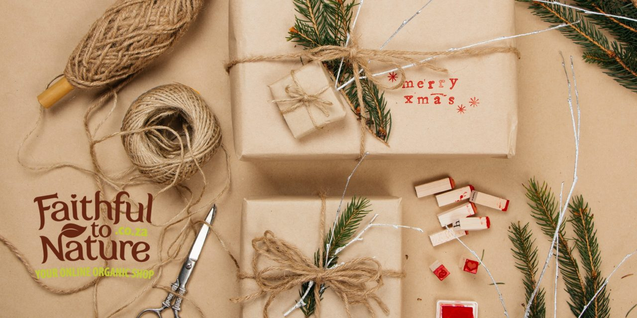 10 Stylish & Sustainable Gift Wrap Ideas