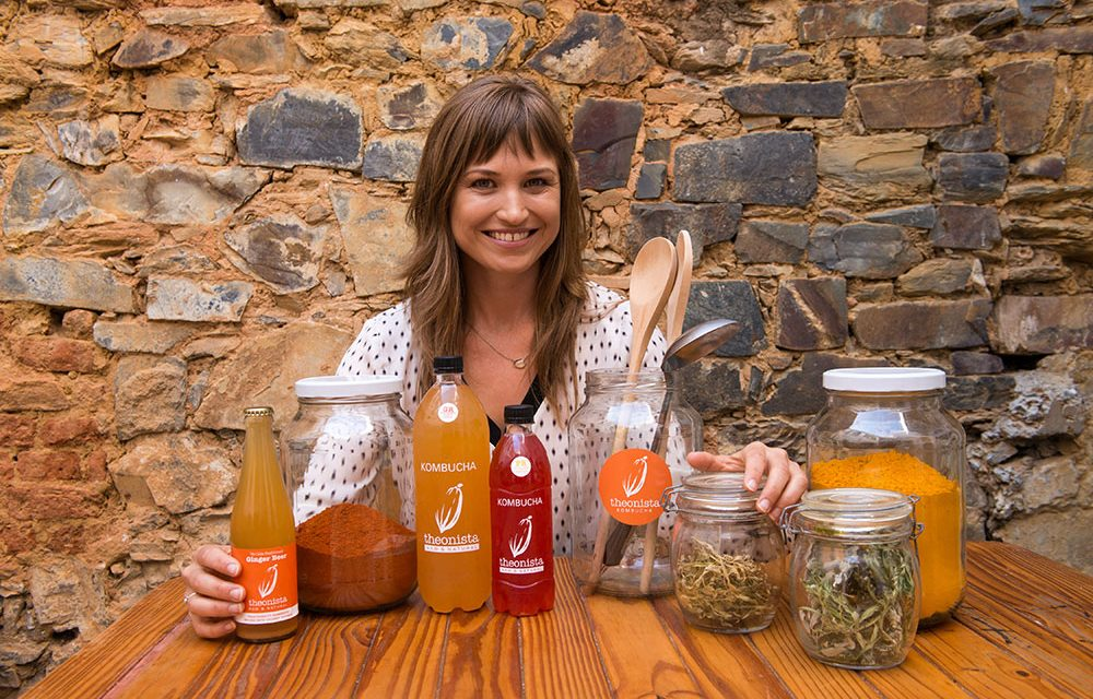 All things Kombucha: We touch base with Meghan on the growth of Theonista (and the real origin of her SCOBY)