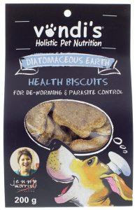 Vondis Doggy Deworming Biscuits