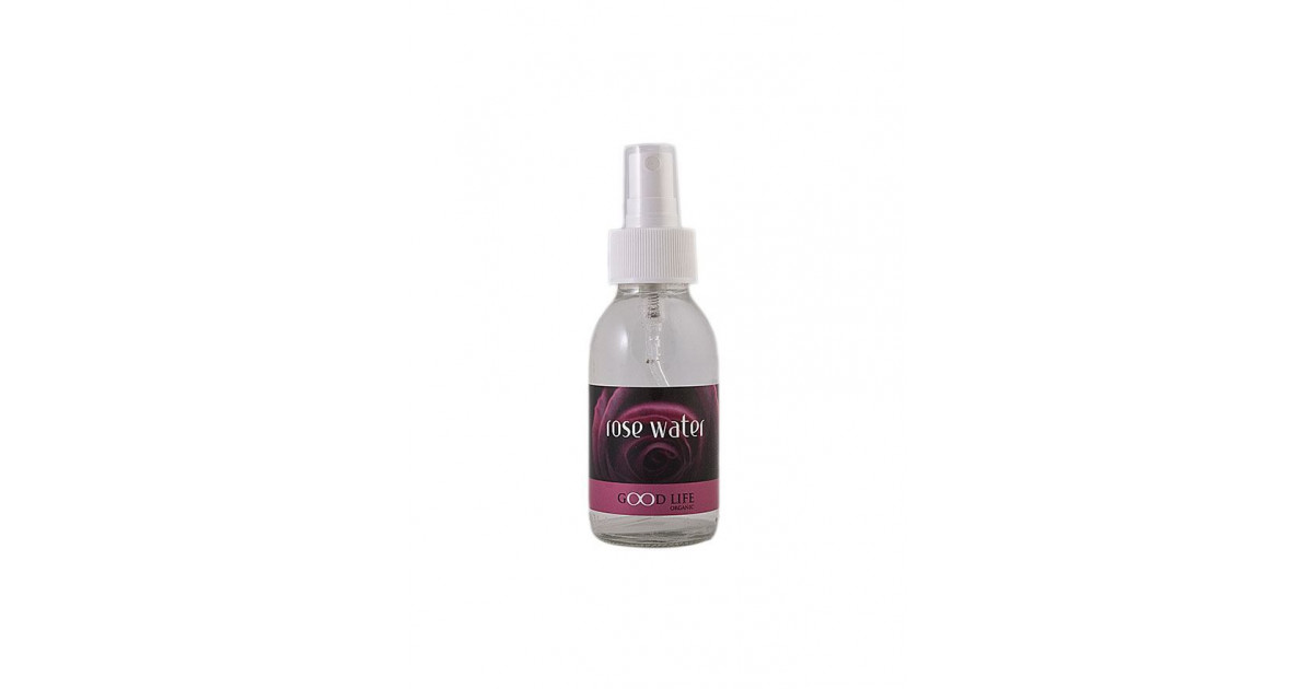 Buy Good Life Rose Water (Body) Online at Faithful to Nature