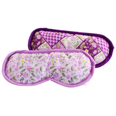Lavender in Lavender Hill Eye Mask