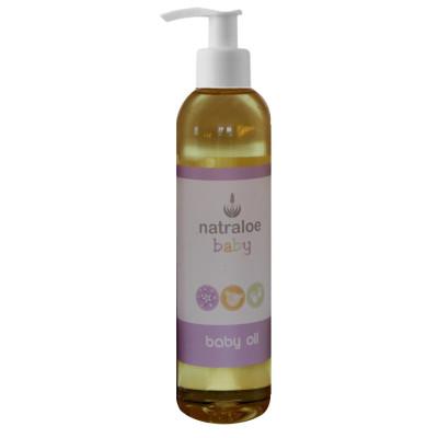 Natraloe Baby Oil