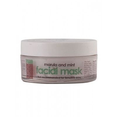 Marula & Mint Firming Clay Face Masque