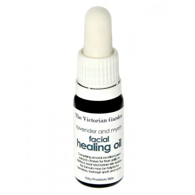 Lavender & Myrrh Facial Healing Oil