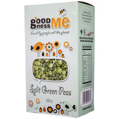 Goodness Me Green Split Peas