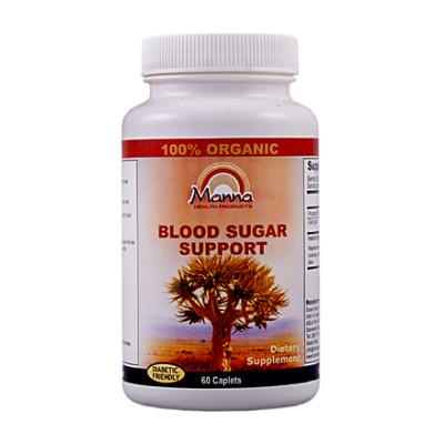 Manna Blood Sugar Support