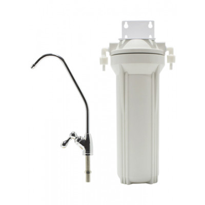 Definitive Water -  Under-Counter Filtration System Ceramic (Single)